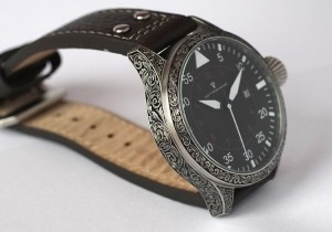 Engraved Sottomarino watch