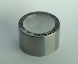 custom amplifier knob
